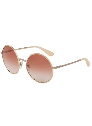 Dolce&Gabbana Güneş Gözlüğü Altın